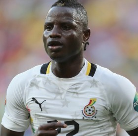 Mubarak Wakaso wanted by Newcastle United