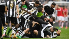 Newcastle United crowned champions