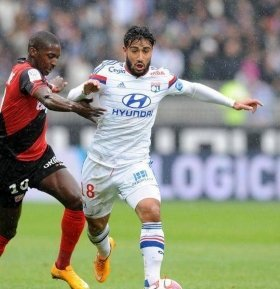Arsenal willing to spend £45m on Lyon attacker