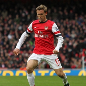 Arsenal complete Nacho Monreal deal