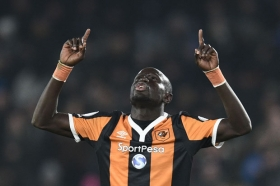 Oumar Niasse: Evertons forgotten man