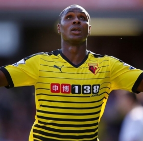Odion Ighalo moves to China