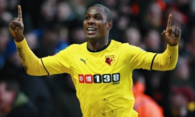Watford open to Ighalo sale