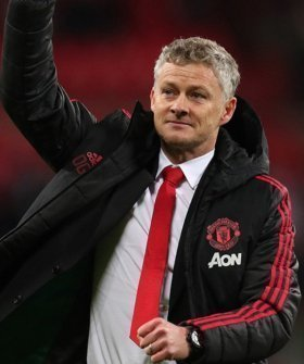 Solskjaer: its lucky we werent playing Barcelona