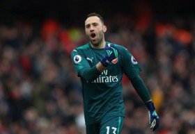 Arsenal agree transfer fee to sanction goalkeeper sale