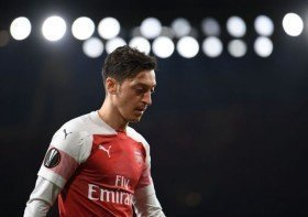 Raul Sanllehi speaks on Mesut Ozils current situation at Arsenal