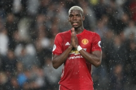 Pogba out for crucial Manchester derby