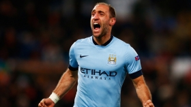 Pablo Zabaleta unsure of Man City future