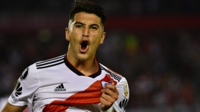 Real Madrid agree £20m deal to sign River Plate midfielder Exequiel Palacios