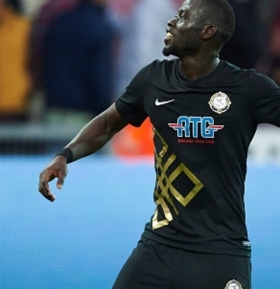Crystal Palace eye Papa Alioune Ndiaye move