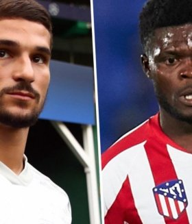 Will Arsenal plump for Aouar or Partey?