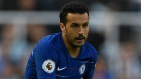 Pedro heading for Chelsea exit?