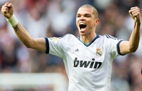 Pepe will remain at Real for the season