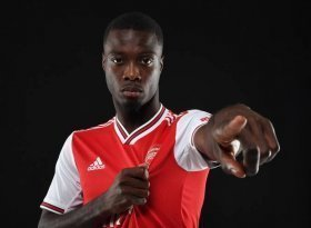 Arsenal prepared to sell Nicolas Pepe?