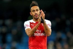 Mikel Arteta speaks on Pierre-Emerick Aubameyangs contract situation