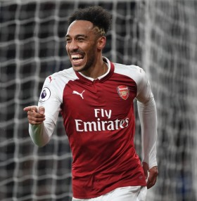 Arsene Wenger responds to Pierre-Emerick Aubameyang injury claim