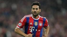 Claudio Pizarro rejoins Werder Bremen
