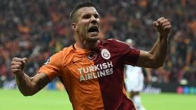 Lukas Podolski heading to China?