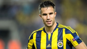 Robin van Persie hints at England return