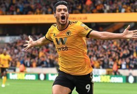 Manchester United, Chelsea fancied to bid for Wolves striker
