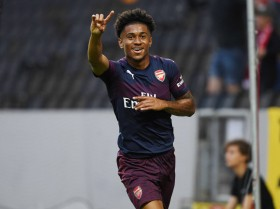Reiss Nelson very happy at Hoffenheim