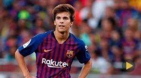 Arsenal failed with loan bid for Barcelona midfielder