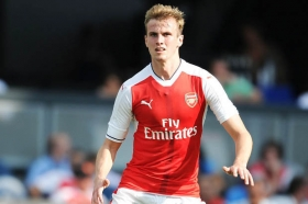Rob Holding to receive improved Arsenal contract