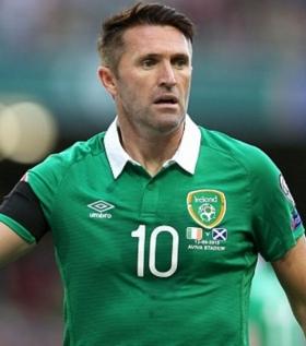 Robbie Keane news