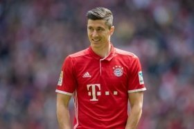 Robert Lewandowski news