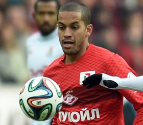 Arsenal target Romulo staying at Spartak Moscow