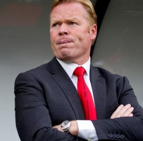 Ronald Koeman news