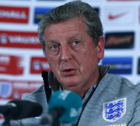 England legend Shearer backs Hodgson