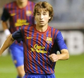 Spurs keen on Sergi Samper loan