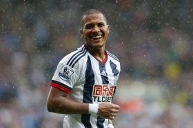 Cardiff City want West Bromwich Albion striker