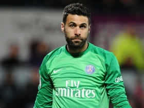Chelsea identify Sirigu as potential Begovic replacement