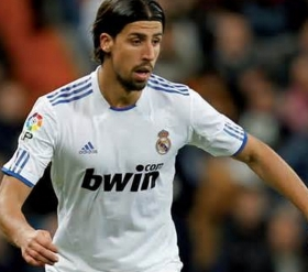 Chelsea interested in Sami Khedira