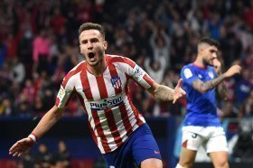 Chelsea eyeing move for Atletico Madrids Saul Niguez?