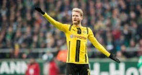 Andre Schurrle to move to Spartak Moscow