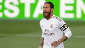 Sergio Ramos news
