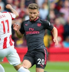 Arsenal misfit Shkrodan Mustafi wants to stay at club