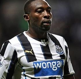 Crystal Palace sign Shola Ameobi