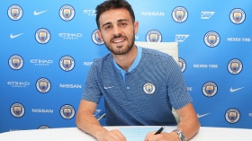 Bernardo Silva keen to see Mbappe join Manchester City