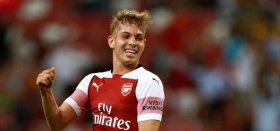 Emile Smith-Rowe heading out on loan?