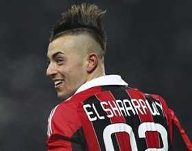 Arsenal line up Stephan El Shaarawy
