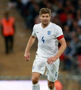Steven Gerrard opens Liverpool talks