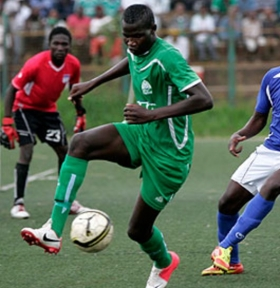 Huddersfield Town chase Kenyan international