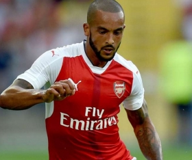 Walcott always in my plans - Wenger
