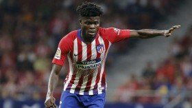 Thomas Partey wants Arsenal transfer?