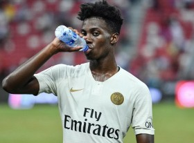 Timothy Weah news