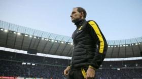 Borussia Dortmund sack Thomas Tuchel